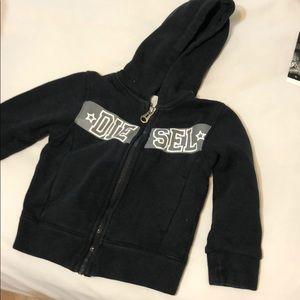 Diesal hoodie